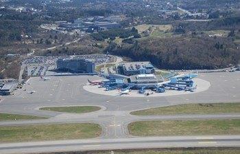 Masterplanutbygging Bergen Lufthavn, Flesland