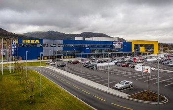 IKEA – Nytt varehus Åsane