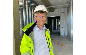 Daglig leder Thor Småbrekke om verdier og veien fremover for Constructa Entreprenør